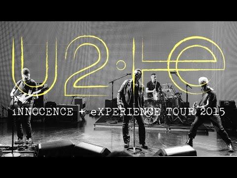U2's iNNOCENCE + eXPERIENCE tour 2015