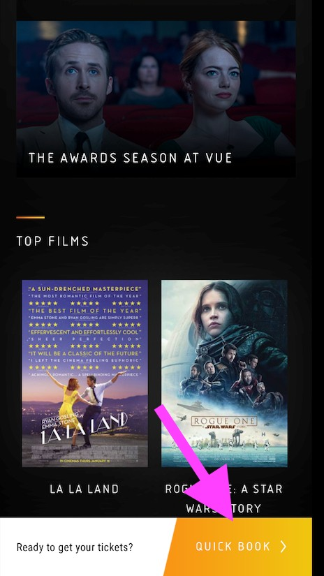 Vue book functionality