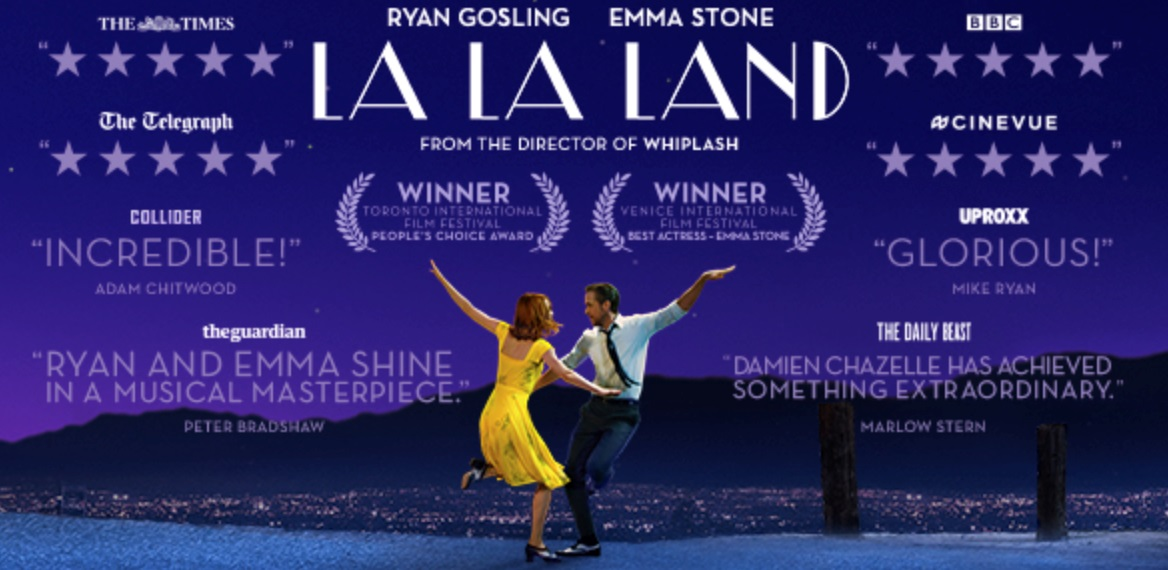 la la land cinema conversion strategy